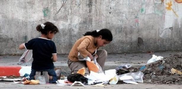 صورة نسبة الفقراء في قطر إلى عدد السكان