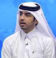 Photo of لقاء قناة الجزيرة عن دورة الإعلام الجديد