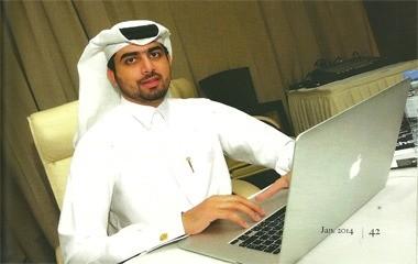 Photo of مدون من قطر ضمن أبرز ٣٠ شخصية مؤثرة عربياً