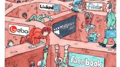Photo of التأثير السلبي لمواقع التواصل الاجتماعي