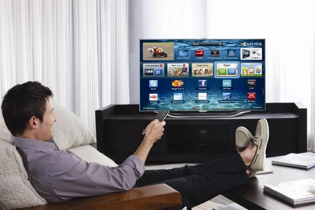 Photo of هل تعرف التلفزيون الذكي؟