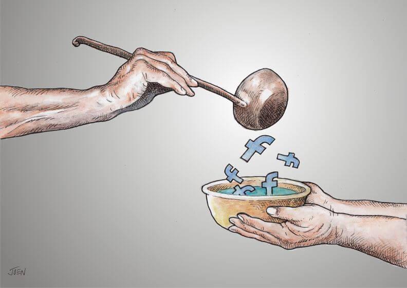 Photo of الإعلام الاجتماعي للمؤسسات الخيرية