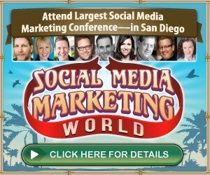 Photo of Live Tweeting – Social Media Marketing World 2015