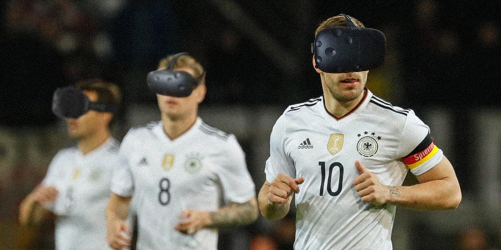 Photo of كأس العالم والواقع الافتراضي